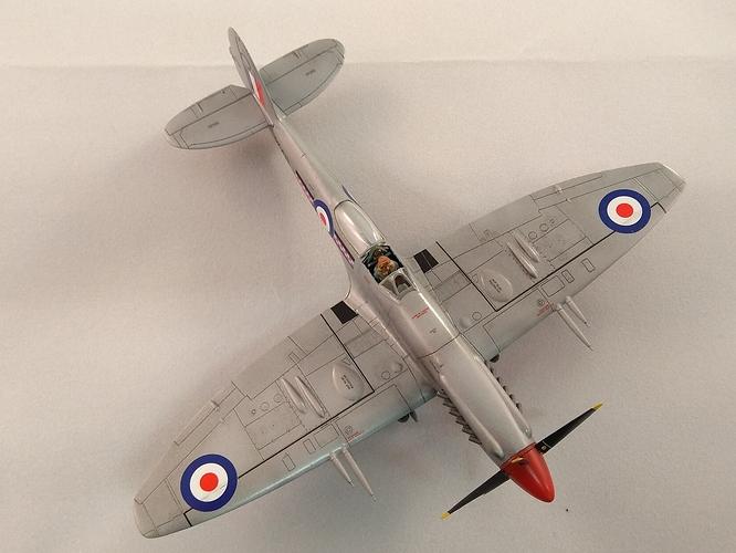 A02033 Spitfire F Mk22 2020-06-29 00021