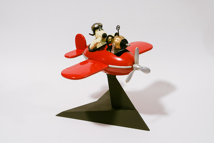 Hangar 009 Gromit