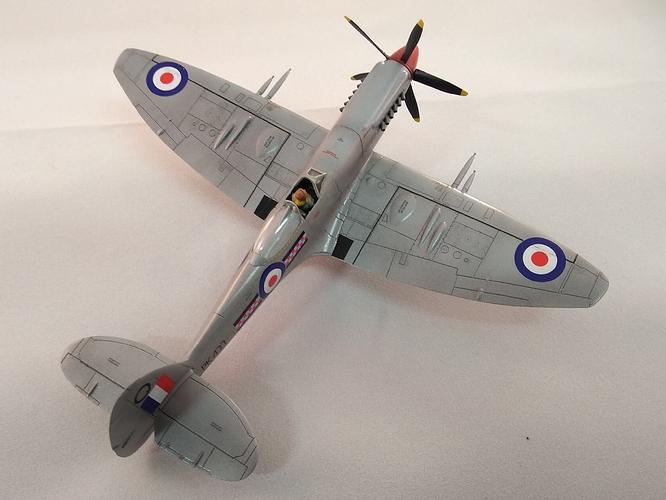 A02033 Spitfire F Mk22 2020-06-29 00020