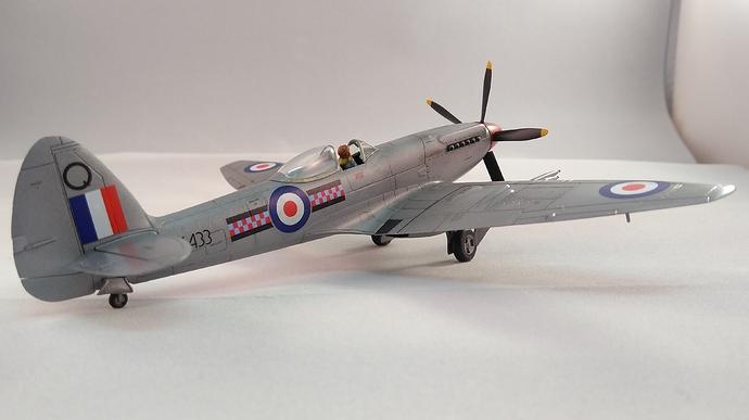 A02033 Spitfire F Mk22 2020-06-29 00023