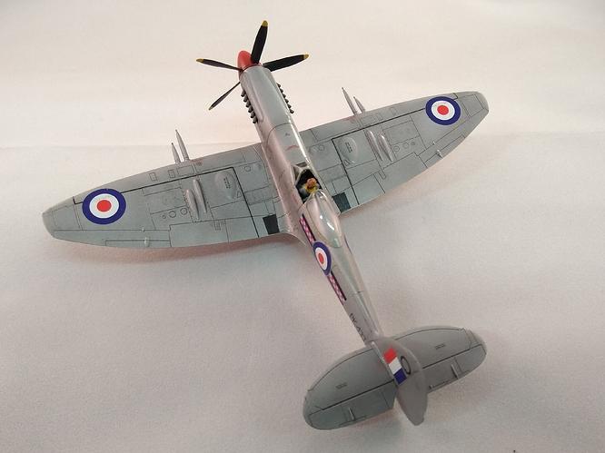 A02033 Spitfire F Mk22 2020-06-29 00019