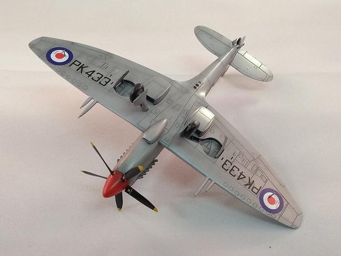 A02033 Spitfire F Mk22 2020-06-29 00012