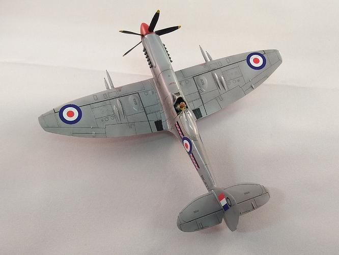 A02033 Spitfire F Mk22 2020-06-29 00009