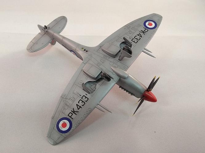 A02033 Spitfire F Mk22 2020-06-29 00013