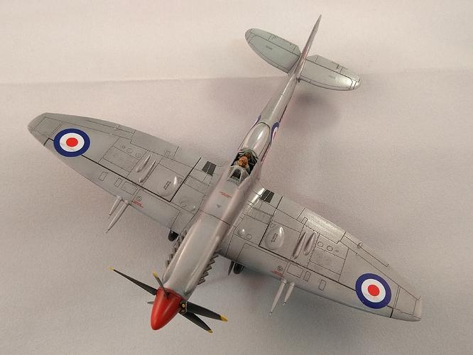 A02033 Spitfire F Mk22 2020-06-29 00022