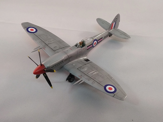 A02033 Spitfire F Mk22 2020-06-29 00007