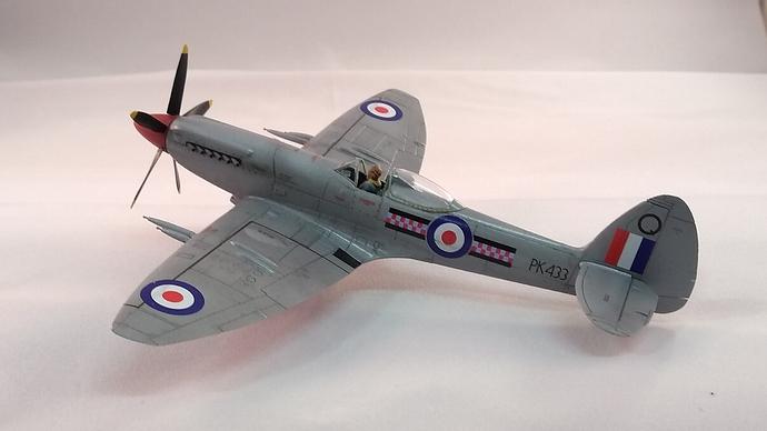 A02033 Spitfire F Mk22 2020-06-29 00017