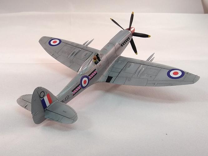 A02033 Spitfire F Mk22 2020-06-29 00015