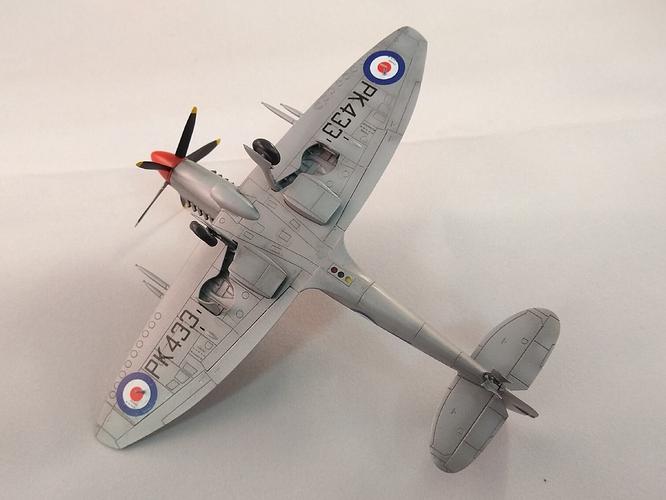 A02033 Spitfire F Mk22 2020-06-29 00011
