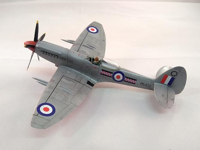 A02033 Spitfire F Mk22 2020-06-29 00008
