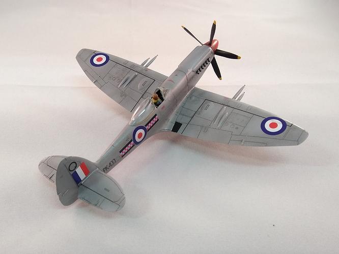 A02033 Spitfire F Mk22 2020-06-29 00010