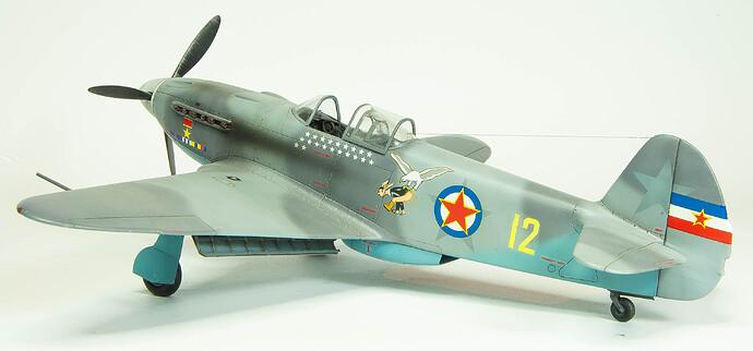 Yak-3 4