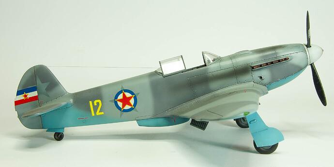 Yak-3 3