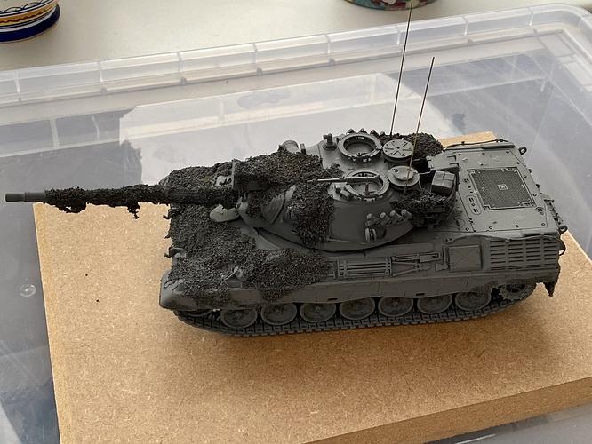 Leo 1A1 in progress (1)
