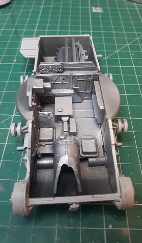 First Aluminium on interior 4
