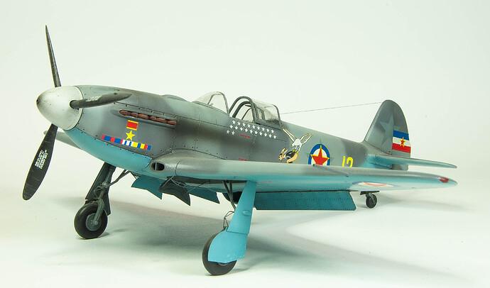 Yak-3 5