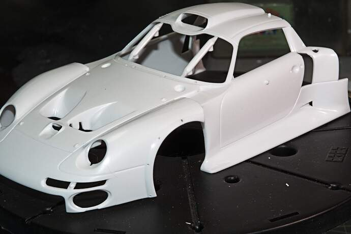 Prsche 911 GT1 1 25 21 2