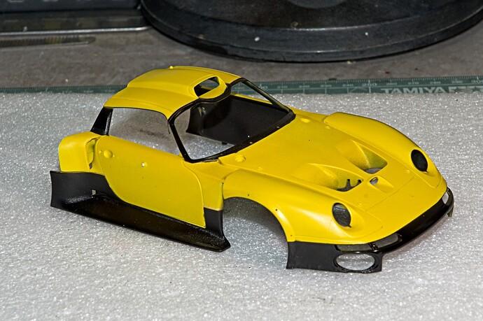 Prsche 911 GT1 2 1 21 3