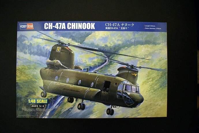 HB CH-47A
