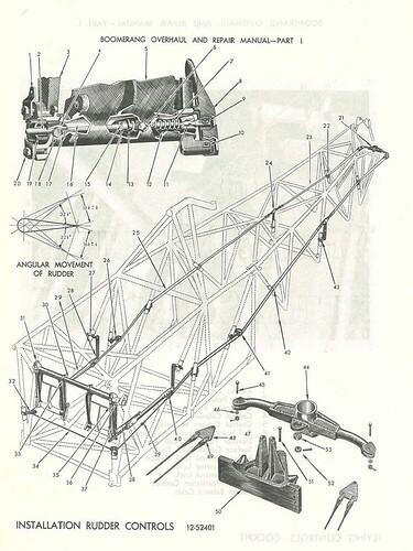 Boomerang Overhaul And Repair Manual RAAF Image 3