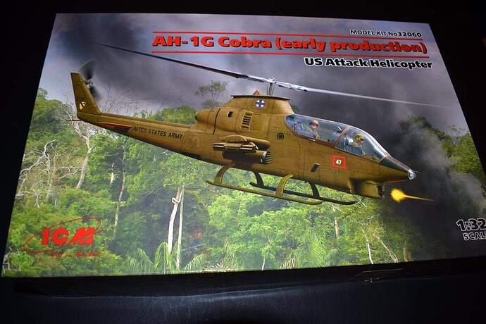 AH-1G ICM 1