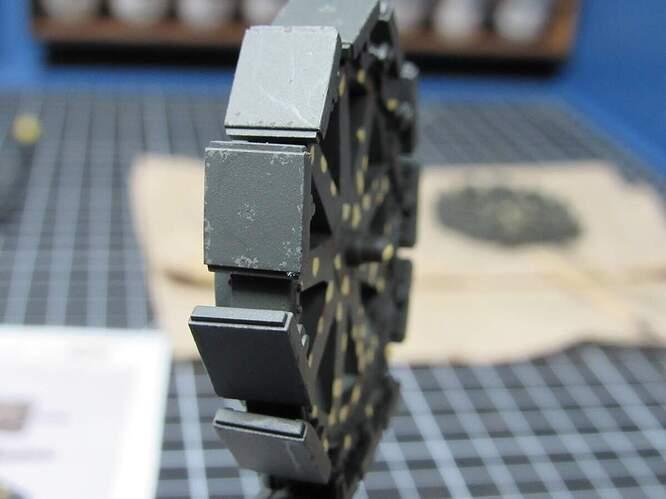 9 - Wheel chipping