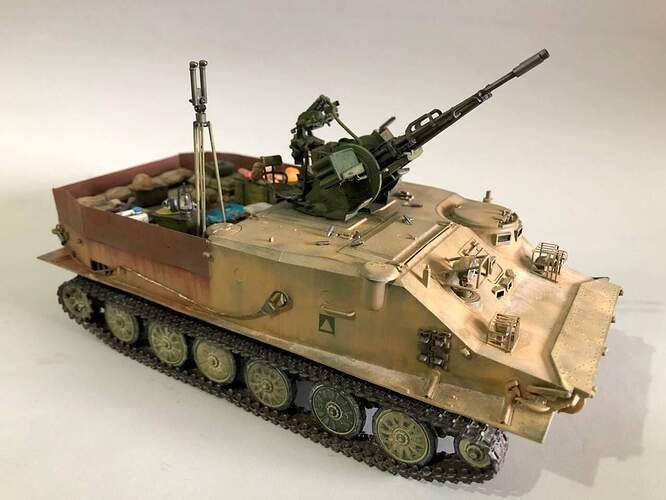 BTR-50 with ZU 23-2 03
