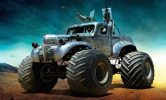 Mad Max #1