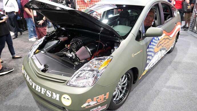 Prius V8