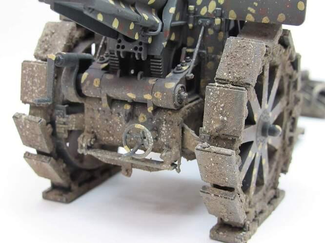 21cm Morser Complete - 9