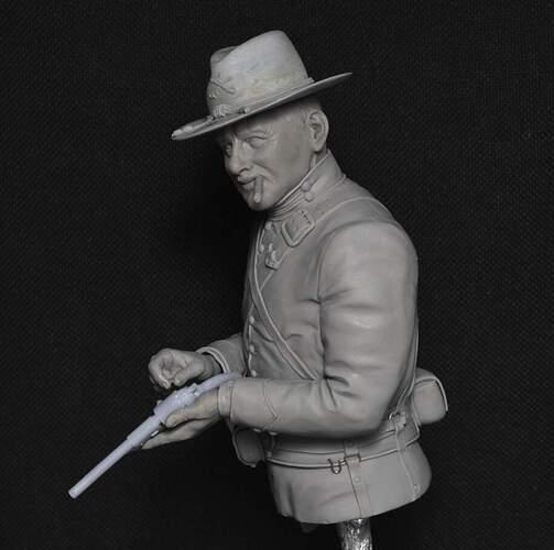 Cavalryman 4