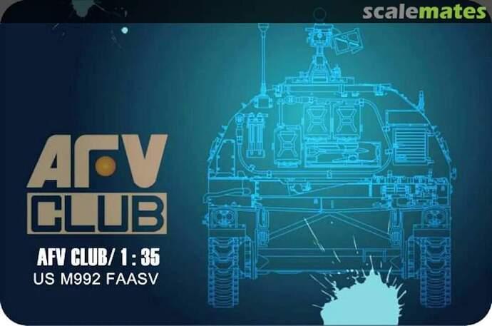 AFV Club M992