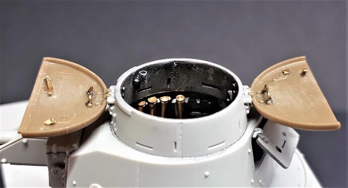 Interior hatch details
