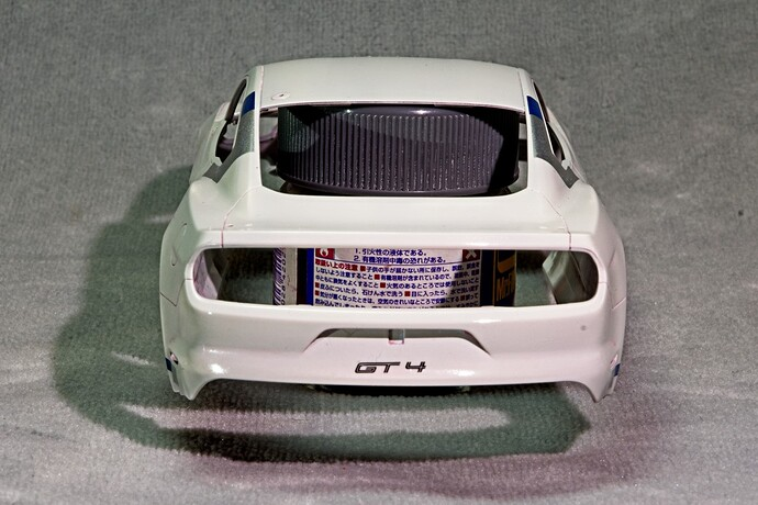 Ford Mustang GT4 5 4 21 5