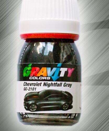Nightfall gray