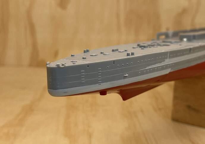 Aft Plating (Starboard)