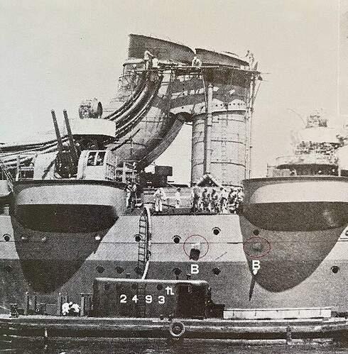 Mogami Port 1935