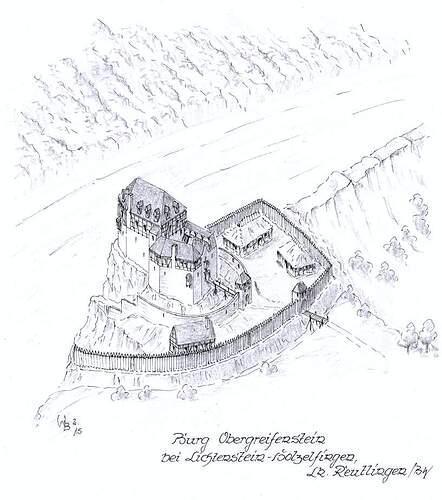 Burg Obergreifenstein