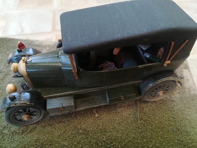 Monocycle & Morris Staff Car (10)