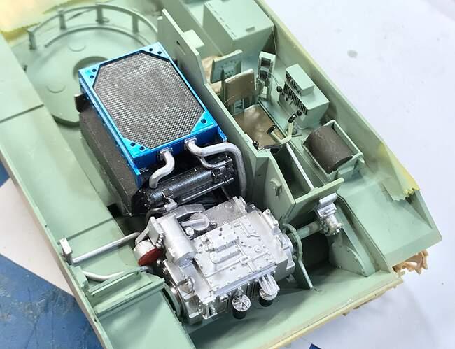 Bradley Power Pack Install