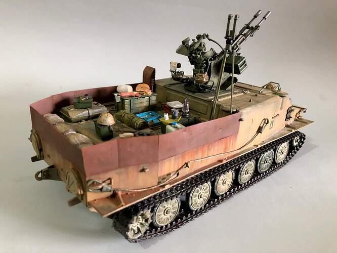 BTR-50 with ZU 23-2 02