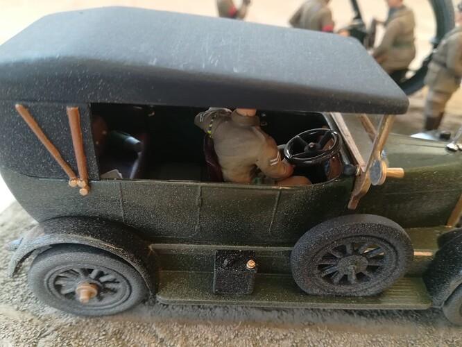 Monocycle & Morris Staff Car (7)