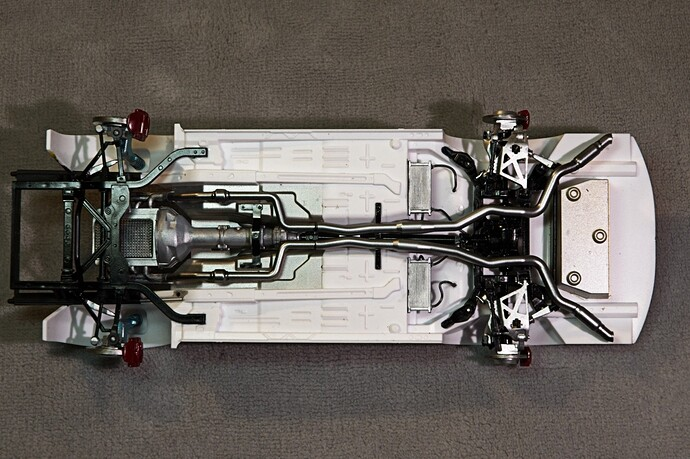 Tamiya Ford Mustang GT4 5 25 21 1