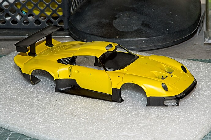 Prsche 911 GT1 2 1 21 5