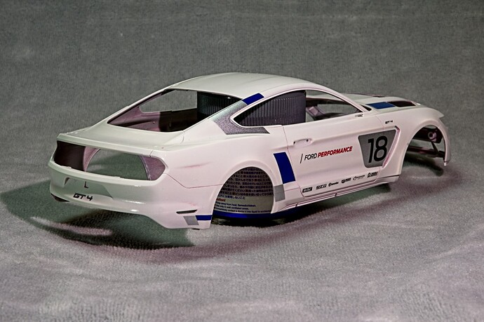Ford Mustang GT4 5 4 21 6