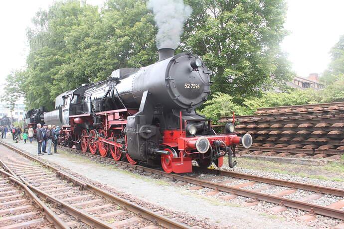 BR 52 after war