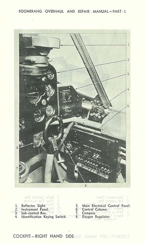 Boomerang Overhaul And Repair Manual RAAF Image 5