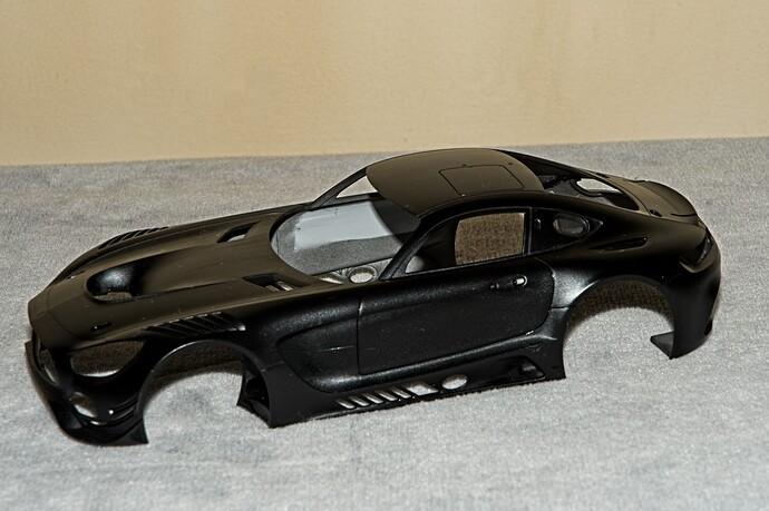 Tamiya 2016 haribro Mer AMG GT3 5 14 3