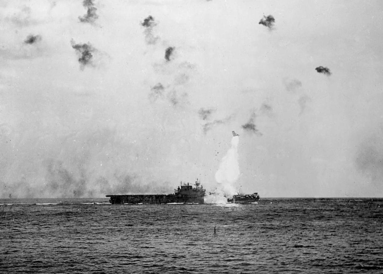 Enterprise Kamikaze 14 May 1945