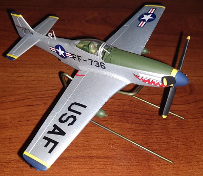 P-51D - 7 small